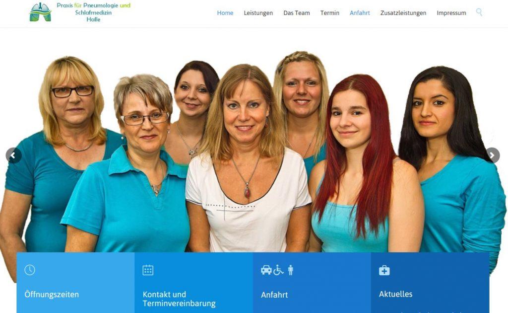 Homepage von Dr. Doris Jäger in Halle (Saale)